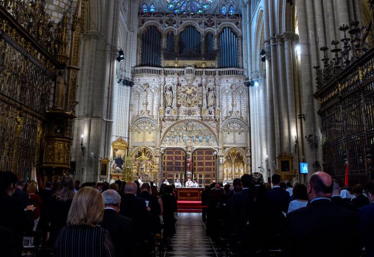 Misa Corpus Toledo