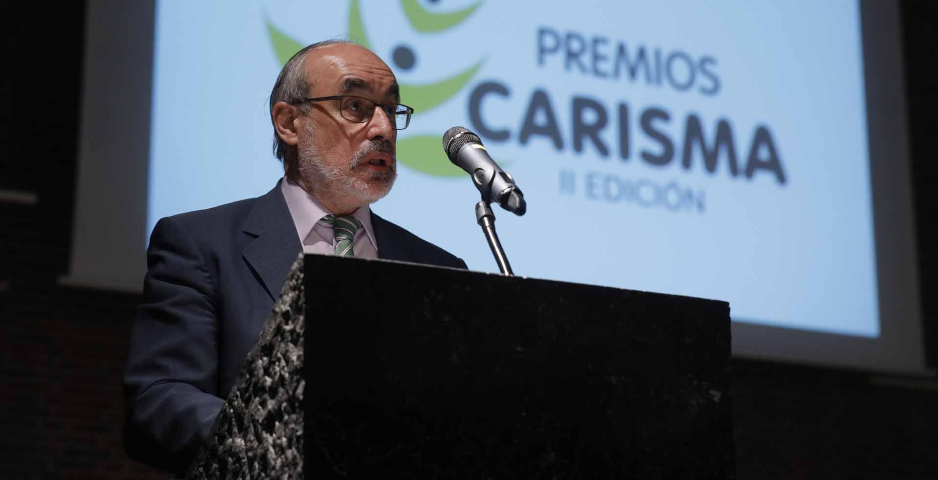 Jesús Miguel Zamora, secretario general de la CONFER