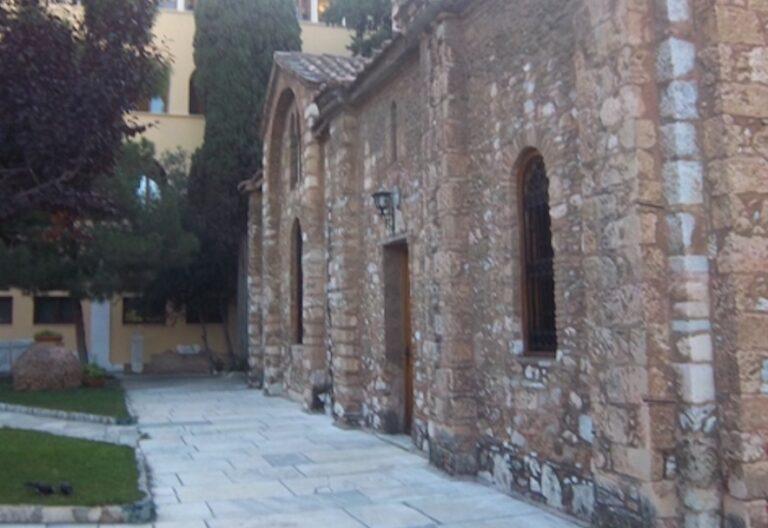 monasterio petraki