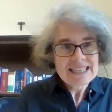 Nathalie Becquard aborda el tema de la sinodalidad
