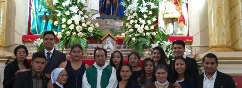 Víctor Vargas, el nuevo obispo de Cochabamba