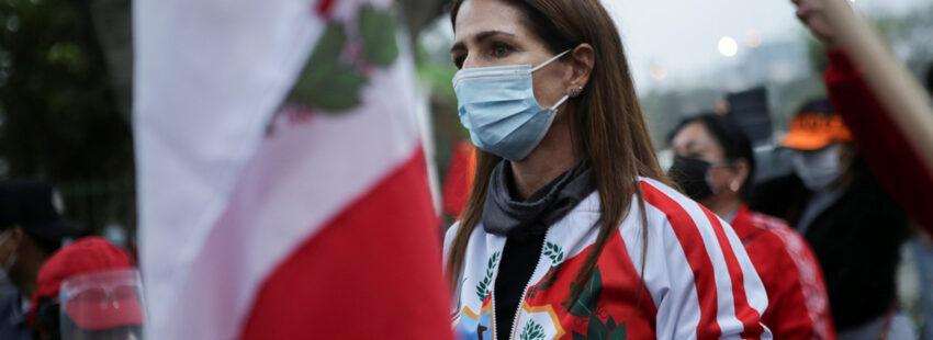 Los Obispos peruanos instan a respetar la democracia