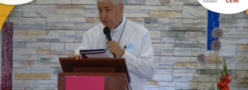Rogelio Cabrera en congreso
