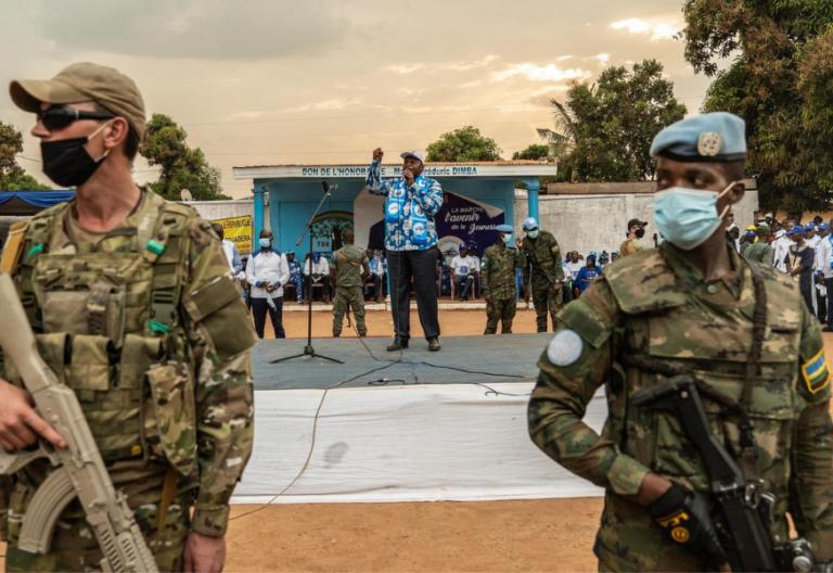 República Centroafricana