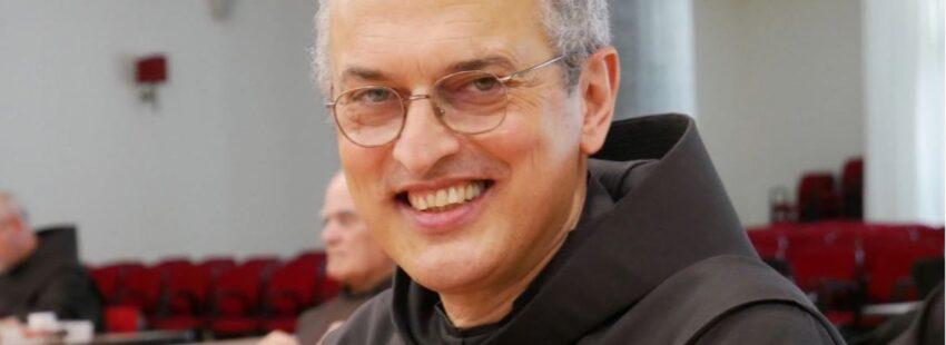 massimo fusarelli, nuevo ministro general de los franciscanos