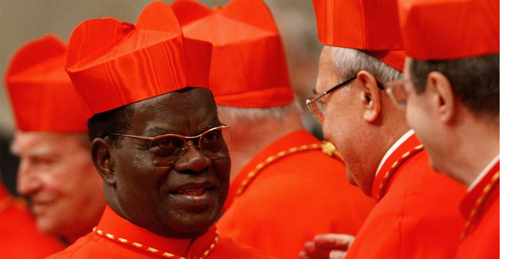 El cardenal congoleño Laurent Monsengwo falleció en Francia, el pasado 11 de julio, a los 81 años de edad