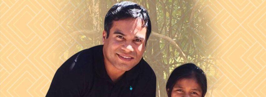 El nuevo director del JRS en Venezuela