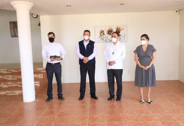 inauguración centro rehabilitación