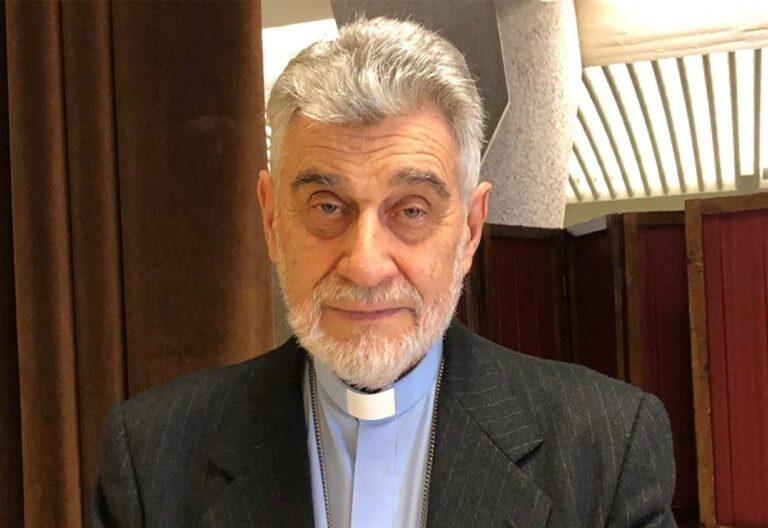 Segio Gualberto, arzobispo de Santa Cruz