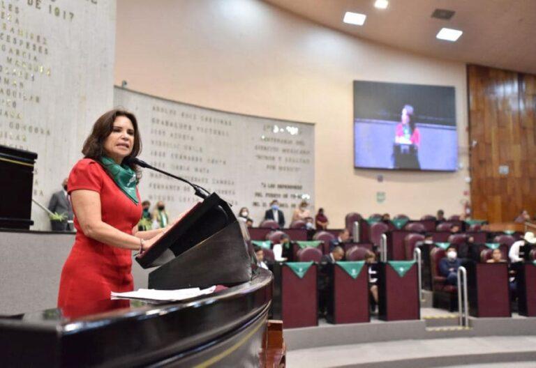 partido Morena aprueba aborto