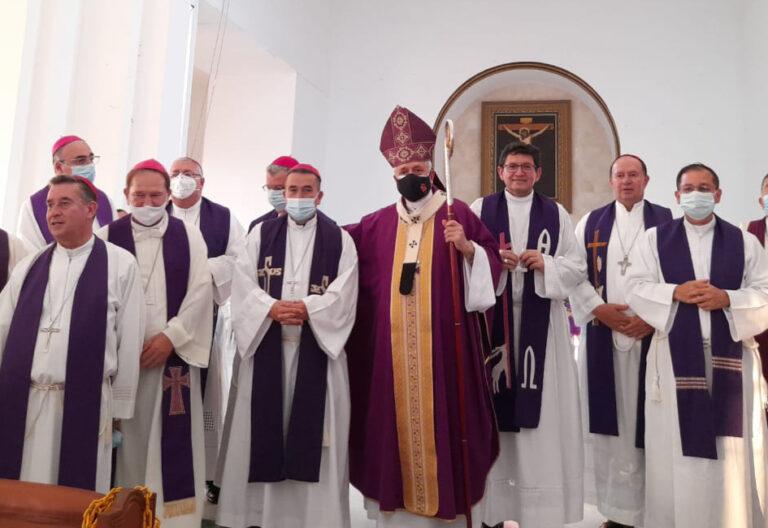Obispos del pacífico colombiano clamn por la paz de buenaventura