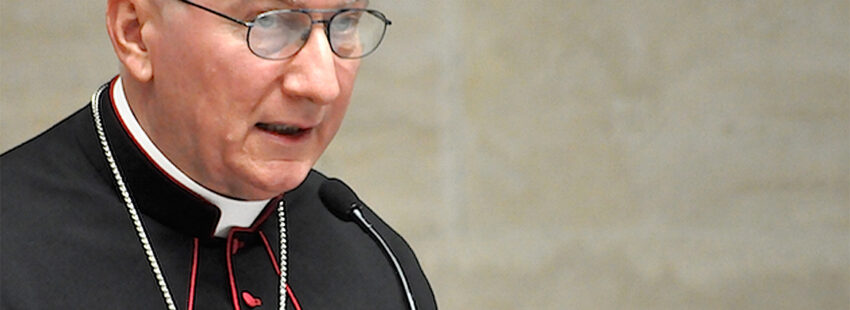 El cardenal Parolin envía carta a los empresarios de Venezuela