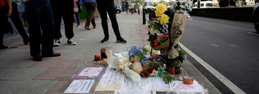 Samuel asesinato homofobia Coruña