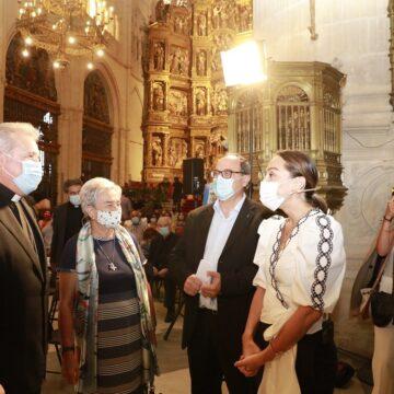 Tamara Falcó y María Luisa Berzosa