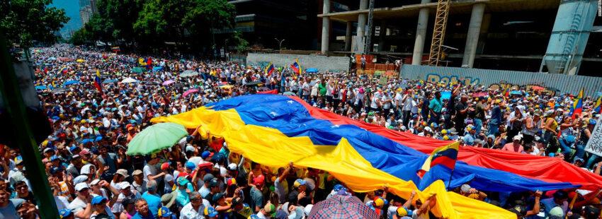 Venezuela atraviesa una aguda crisis