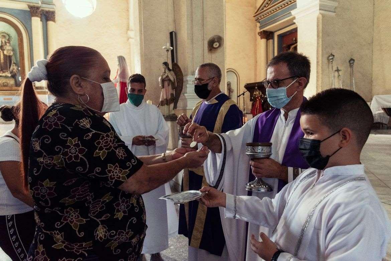comunidad parroquial