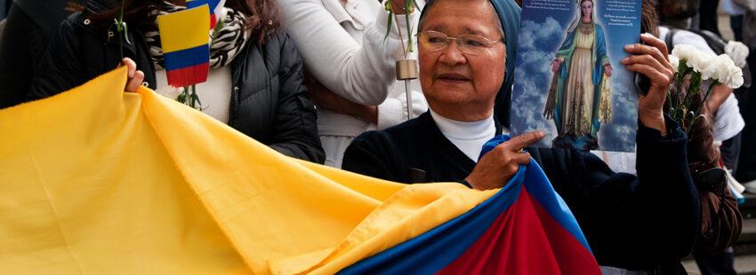Dona Nubis, una colecta para apoyar a los más vulnerables en la Iglesia colombiana