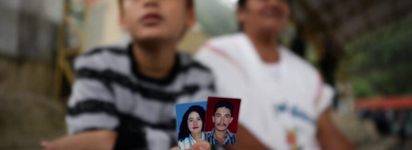 Red Clamor insta a los Gobiernos a luchar contra la desaparición forzada