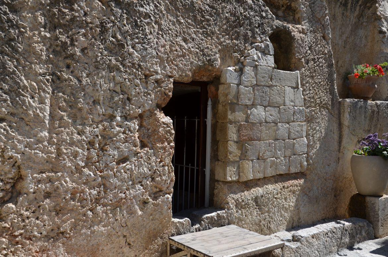 tumba Resurrección Jesús