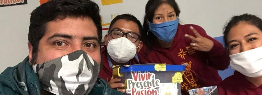 jóvenes católicos México