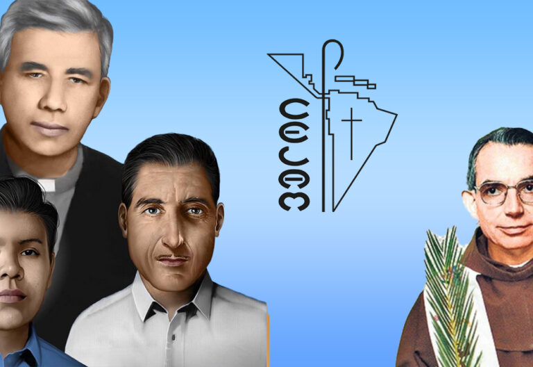 La beatificación de los cuatro mártires de El Salvador