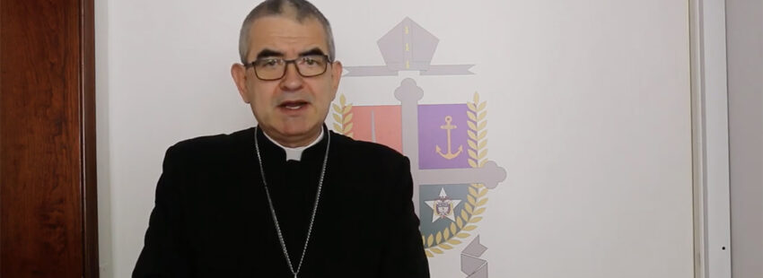 Victor Ochoa, obispo castrense de Colombia