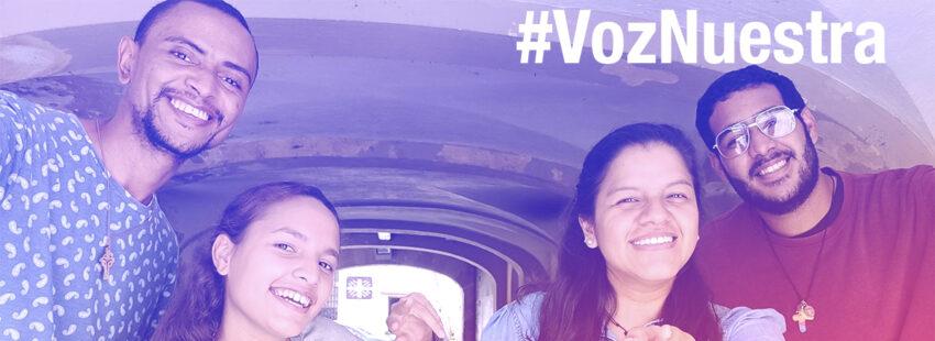 Voz Nuestra, la campaña que lanzó el Celam para animar el proceso de escucha