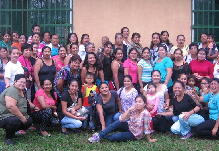 Las mujeres lideraron la escucha en la Asamblea Eclesial