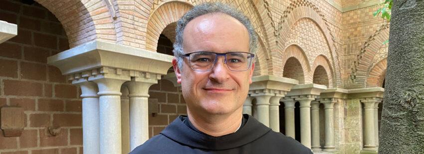P. Manel Gasch, nuevo abad de Montserrat