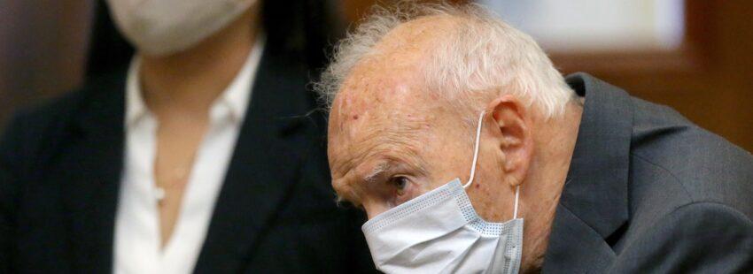 McCarrick en el juicio