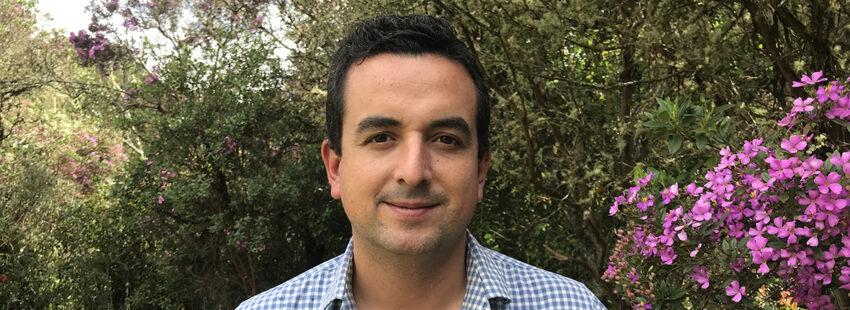 Juan Rodriguez, panelista del Congreso Internacional sobre san José en Colombia