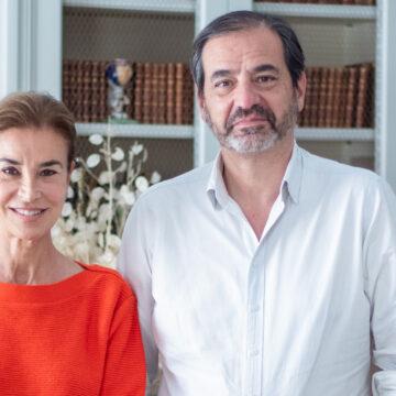 Carmen y Gervasio Posadas, escritores