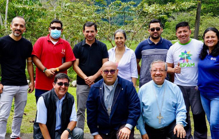 Repam Ecuador inicia recorrido por los vicariatos