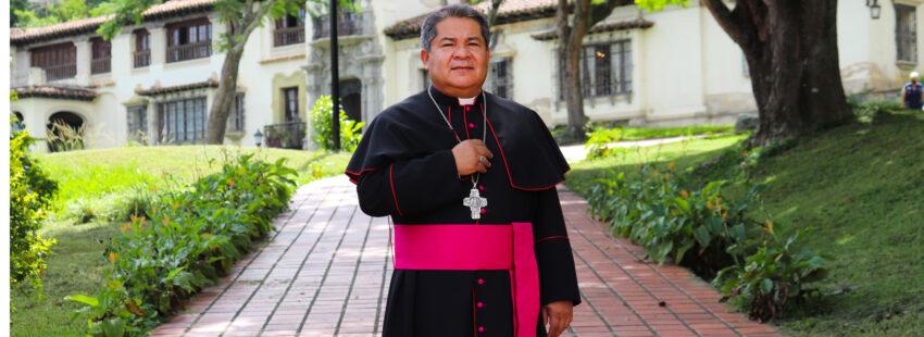 José Trinidad Fernández (Trino), obispo de Trujillo (Venezuela)