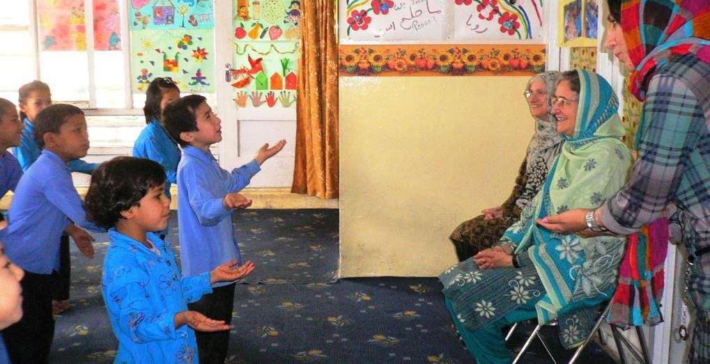 Asociación Pro Bambini Kabul Afganistán