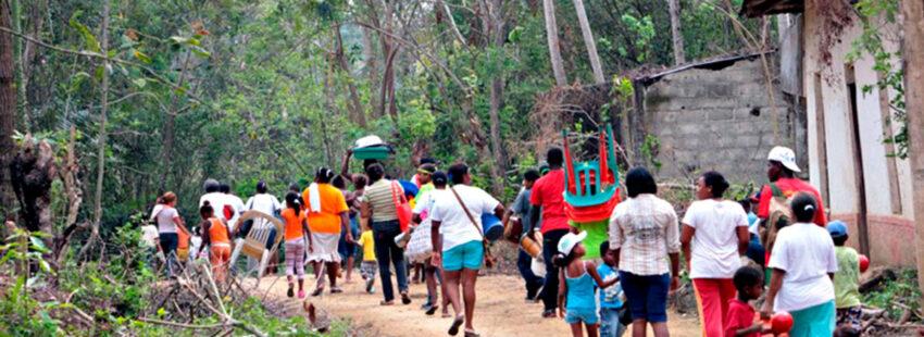 Miles de desplazados en Istmina-Tadó