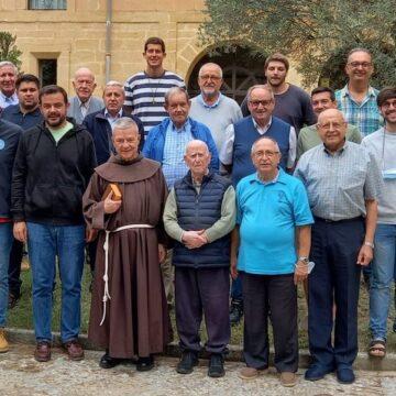 Agrelo y redentoristas en El Espino