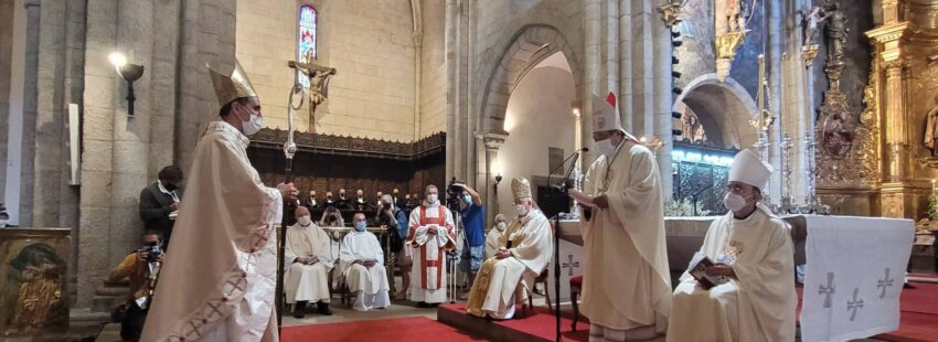 Fernando García Cadiñanos, obispo de Mondoñedo-Ferrol