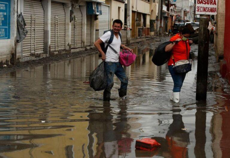inundaciones en Tula