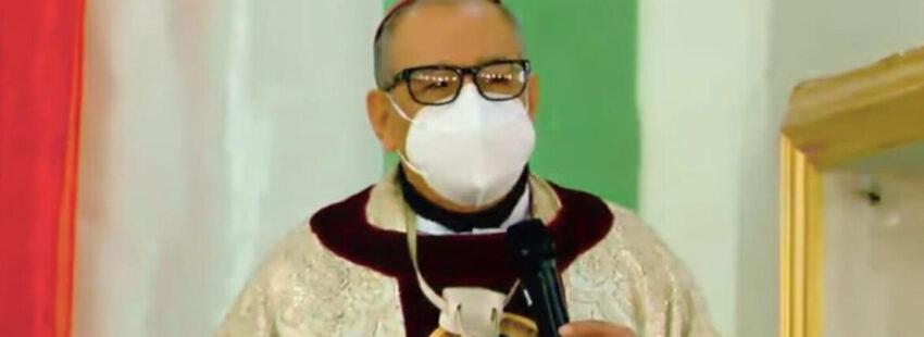 obispo Juan Guillermo López