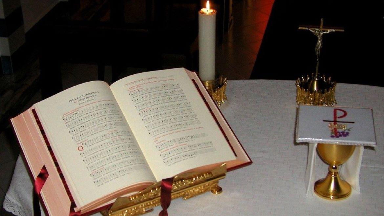misal eucaristía reforma Pablo VI