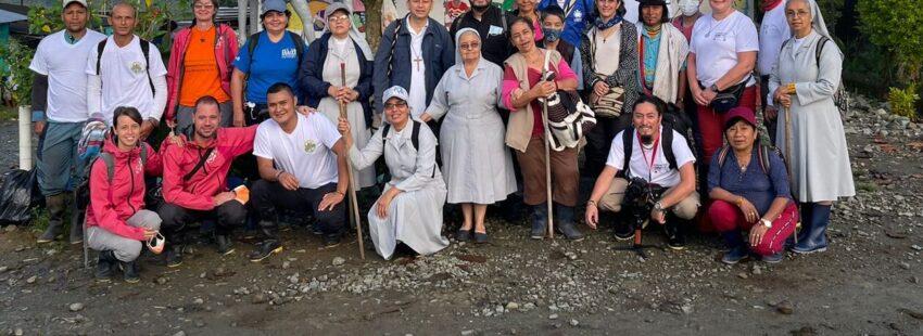 La Iglesia colombiana integra una misión humanitaria