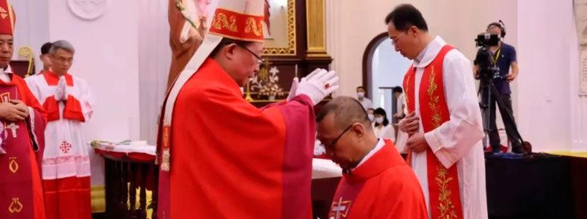 Obispo Wuhan China