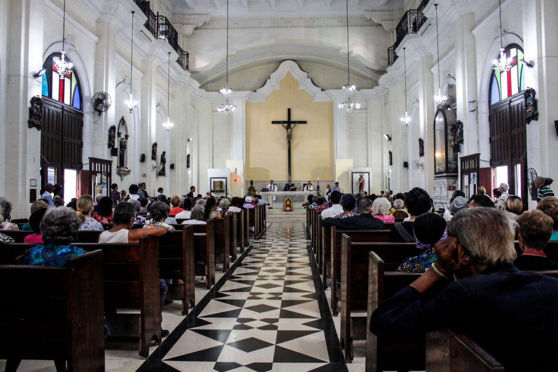 parroquia personas