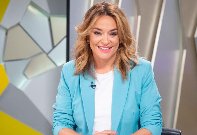 La periodista y presentadora Toñi Moreno