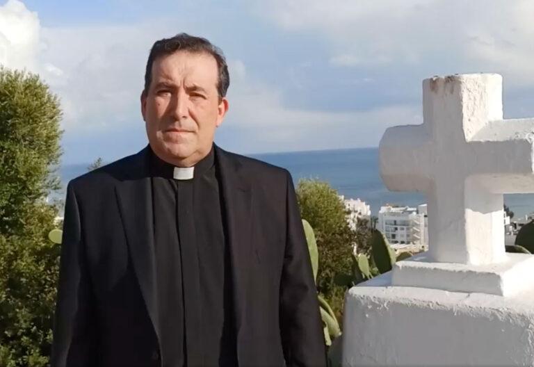Vicente Ribas Prats, obispo de Ibiza y Formentera