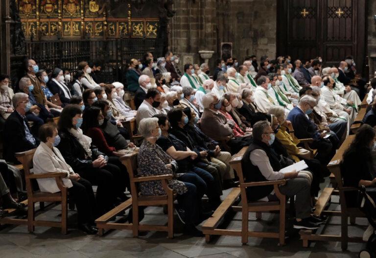 Sínodo apertura catedral Barcelona