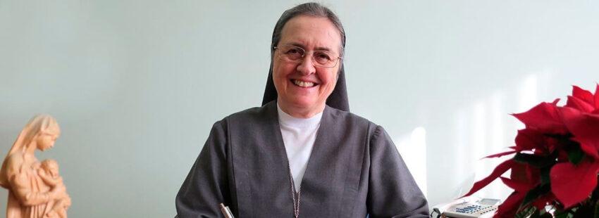 Sor Chiara Cazzuola, superiora general salesianas