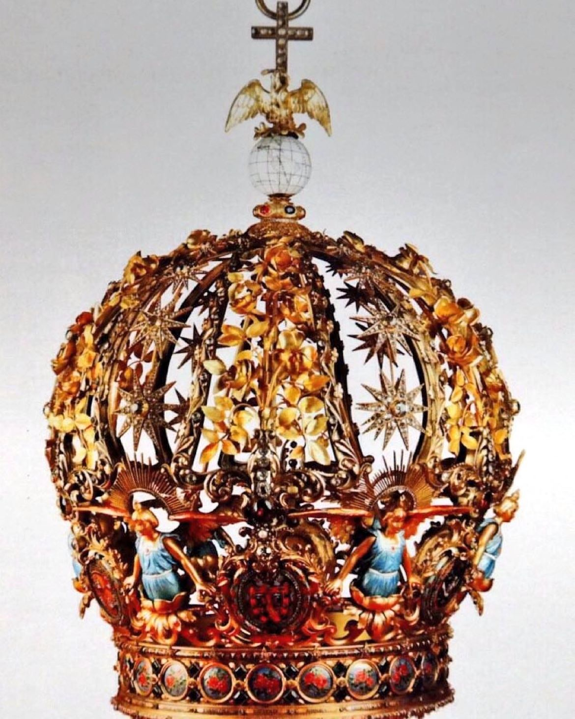 Corona de la Virgen de Guadalupe